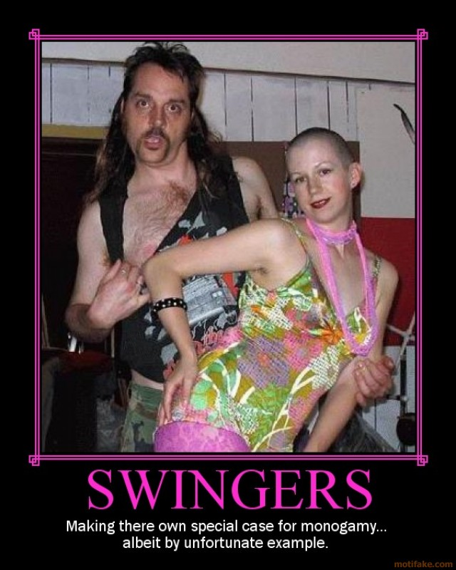 couples who were swingers.