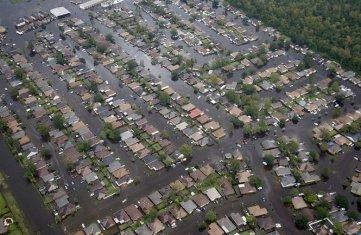 Hurricane Isaac flooding